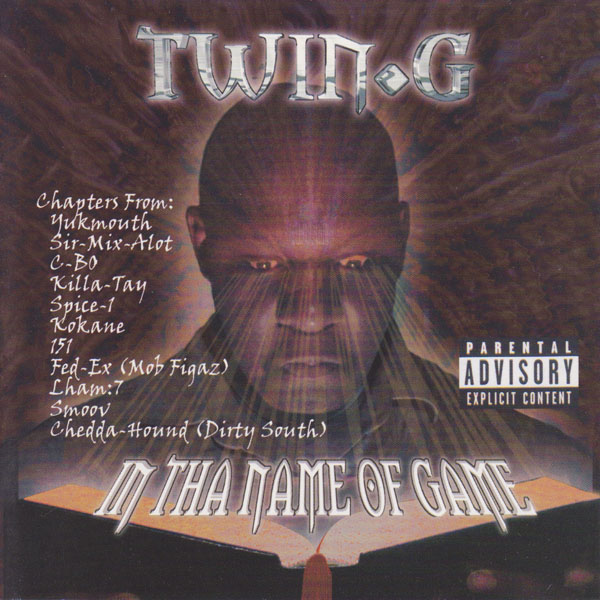"Twin-G - ""In the Name of Game Vol. 1"" (2001)"