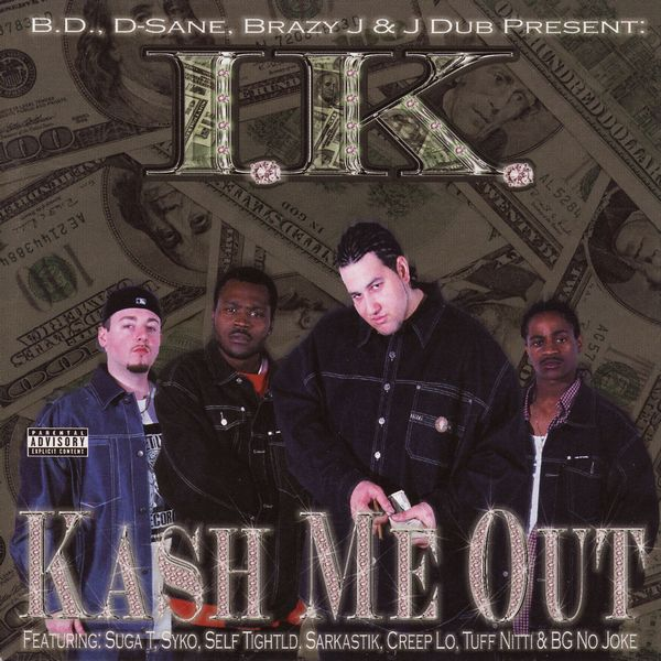 I.K. - &quot;Kash Me Out&quot; (2001)
