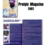 D-Sane &amp; SLR in Profyle Mag - June 2002