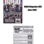 RAGO Magazine (UK) - Syko &amp; Byrdie Album Reviews - July 2002