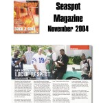 Lac of Respect in Seaspot - Nov 2004