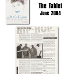 Lac of Respect in The Tablet - June 2004