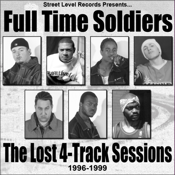 "F.T.S. - ""The Lost 4-Track Sessions (1996-1999)"""