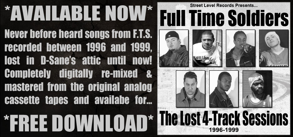 F.T.S. &#8211; Lost 4-Track Sessions