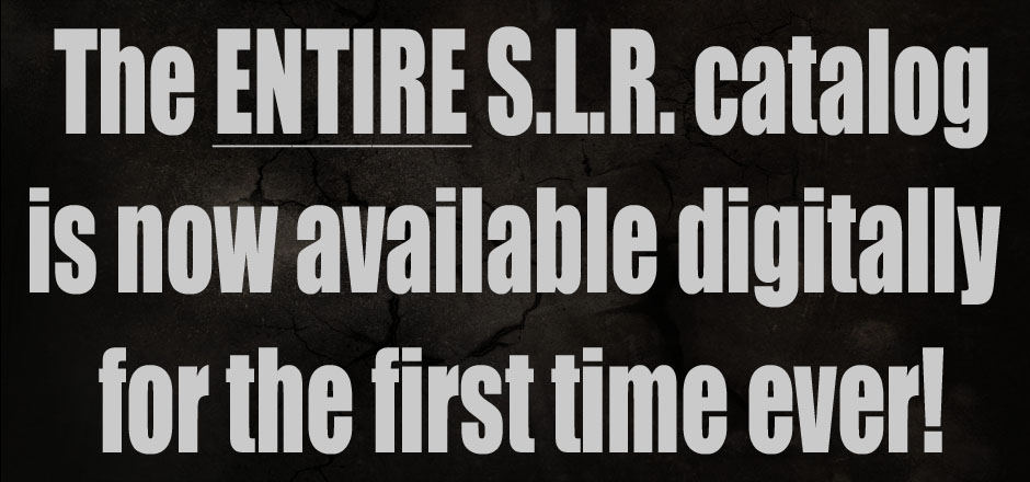 SLR catalog is available